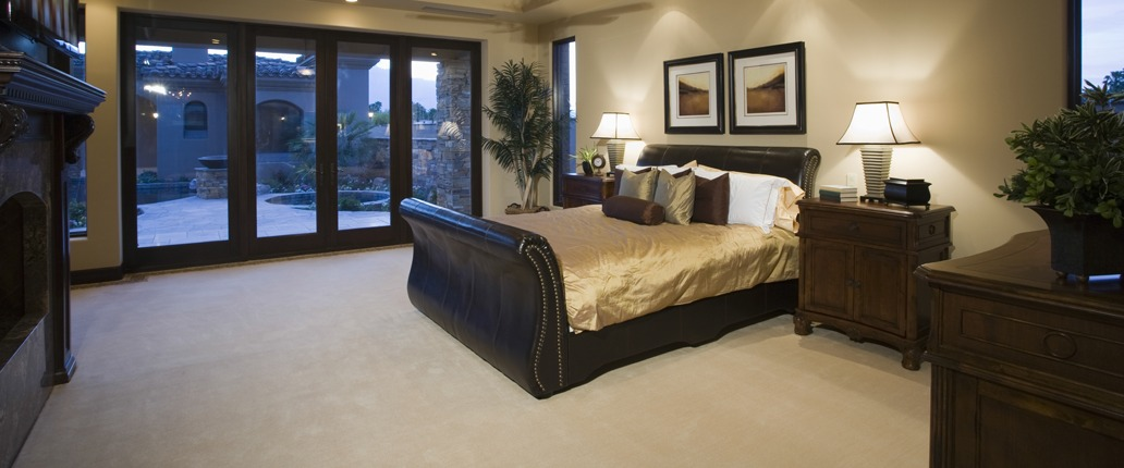 Step Onto New Luxurious Carpet