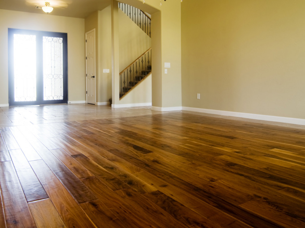Install Hardwood Flooring in Your House With Ease